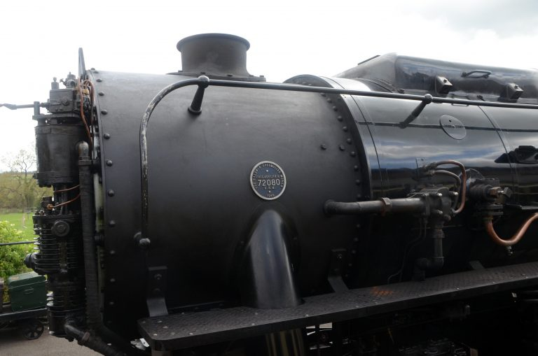 2019 Calendar – September's shot is for steam lovers. Baldwin produced over 70,000 locomotives from 1832 to 1956 from their factories in and around Phildelphia and exported many around the world. This one was pictured on the Minehead line.
